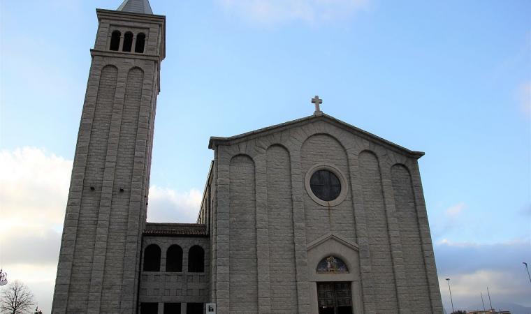 Chiesa di san Giuseppe - Tempio Pausania