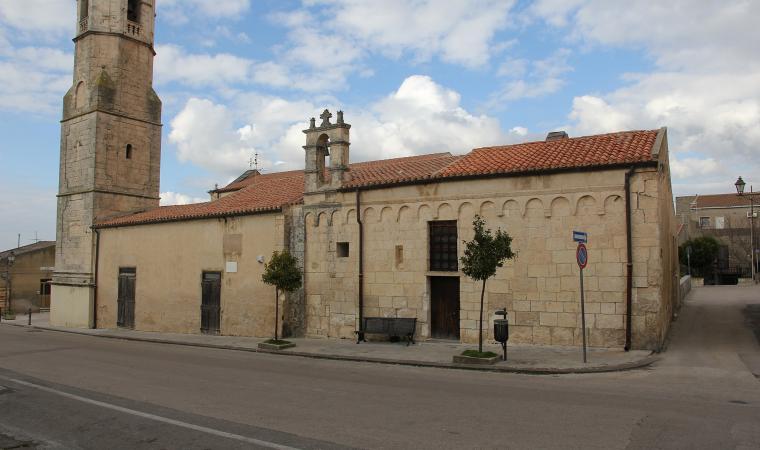 Oratorio di Santa Croce - Tissi