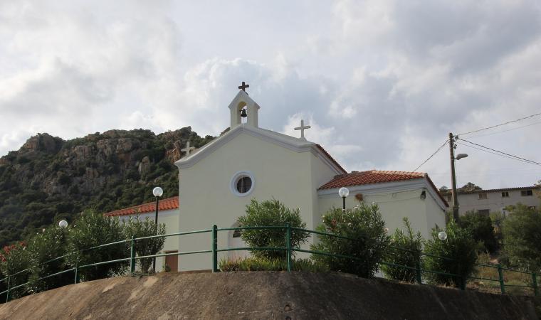 Chiesa di san Giuseppe, frazione Concas - Torpè