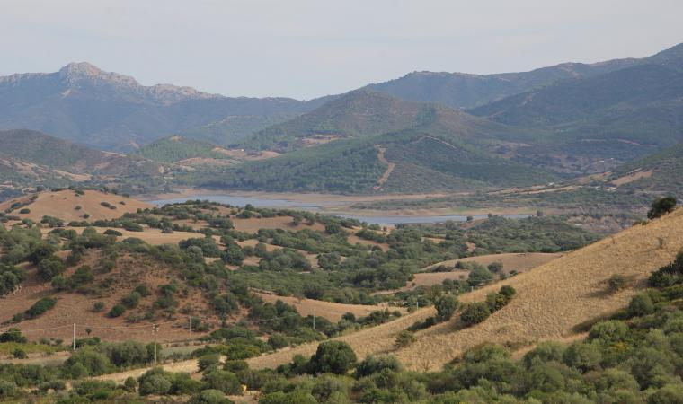 Lago del Posada - Torpè
