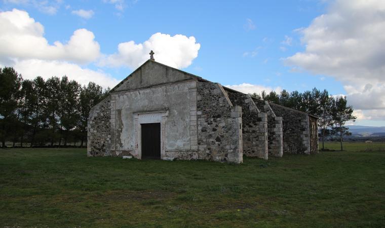 Chiesa dello Spirito Santo - Torralba