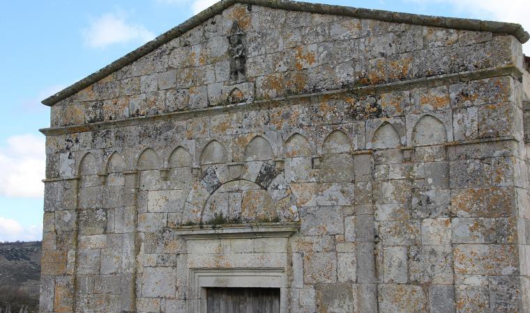 Chiesa di nostra signora di Cabu Abbas - Torralba