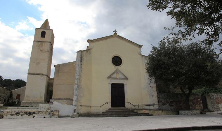 Parrocchiale di san Pietro apostolo - Torralba