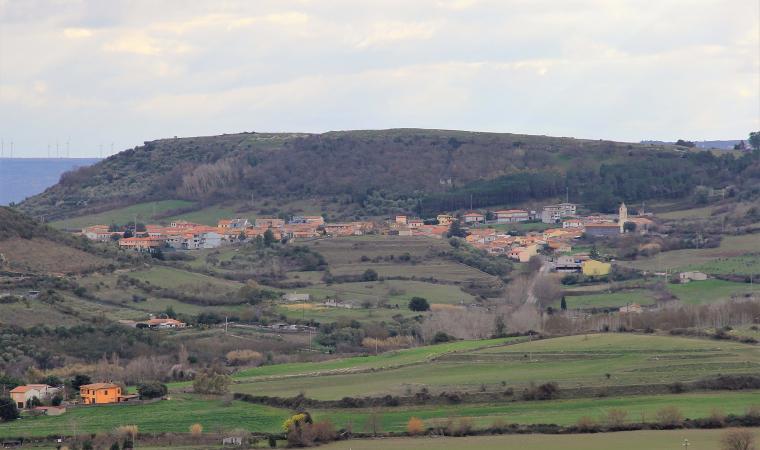 Veduta di Torralba