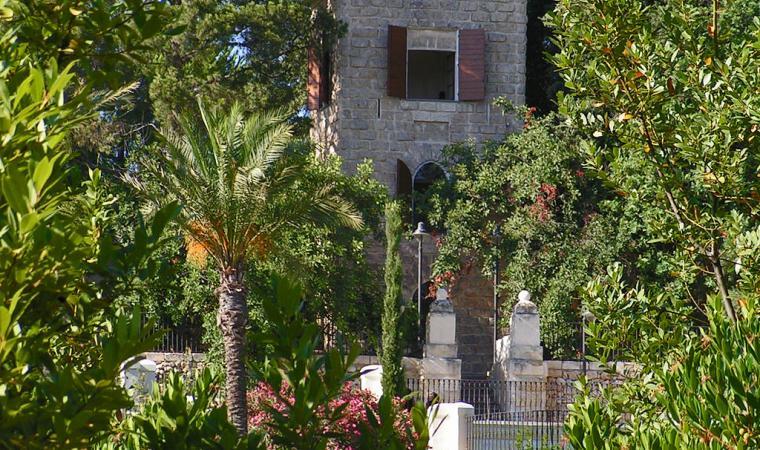 Torre di Caccia, parco di Monserrato - Sassari