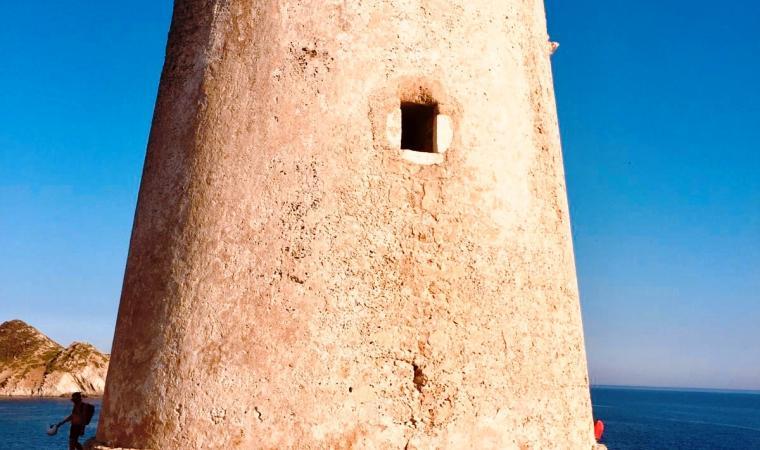 Torre aragonese di Piscinnì