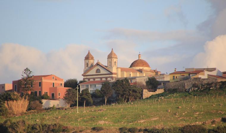 Chiesa di san Giorgio - Tresnuraghes
