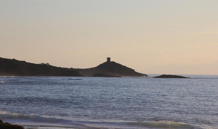 Torre costiera Columbargia - Tresnuraghes