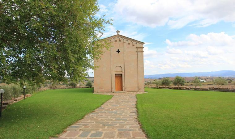 Chiesa di Nostra Signora di Coros - Tula
