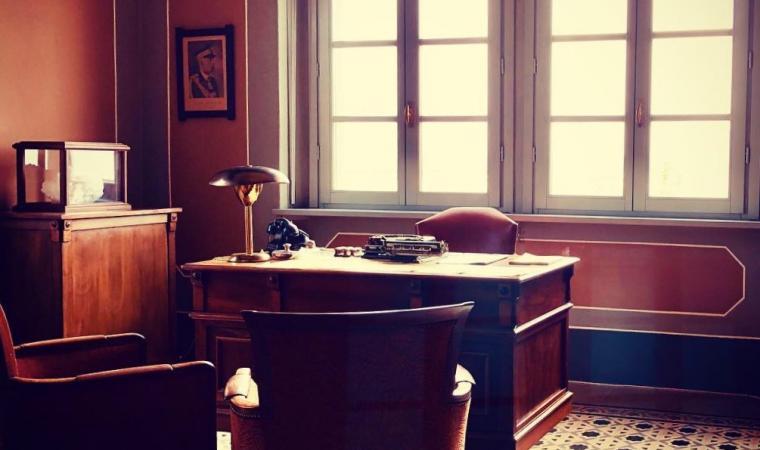 Ufficio della direzione - Saline Conti Vecchi