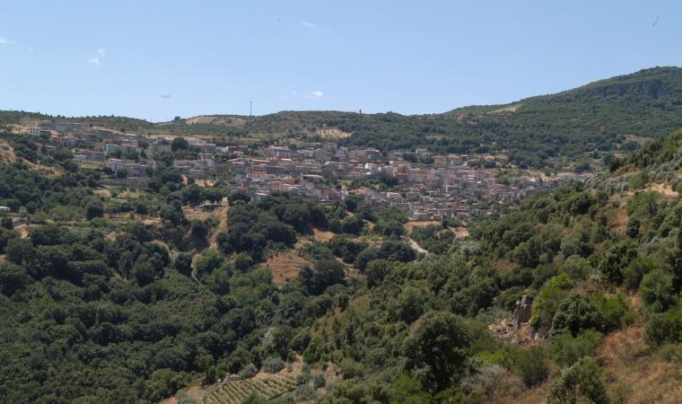 Panorama - Ulassai
