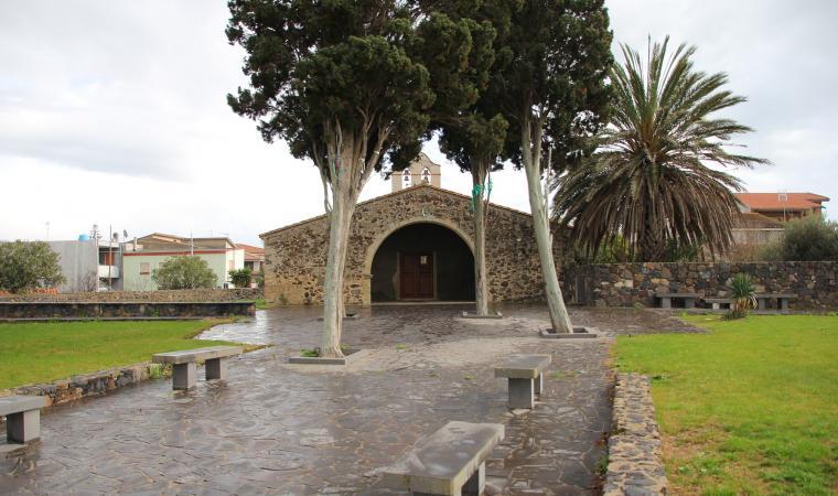 Chiesa di sant'Antonio da Padova - Uras