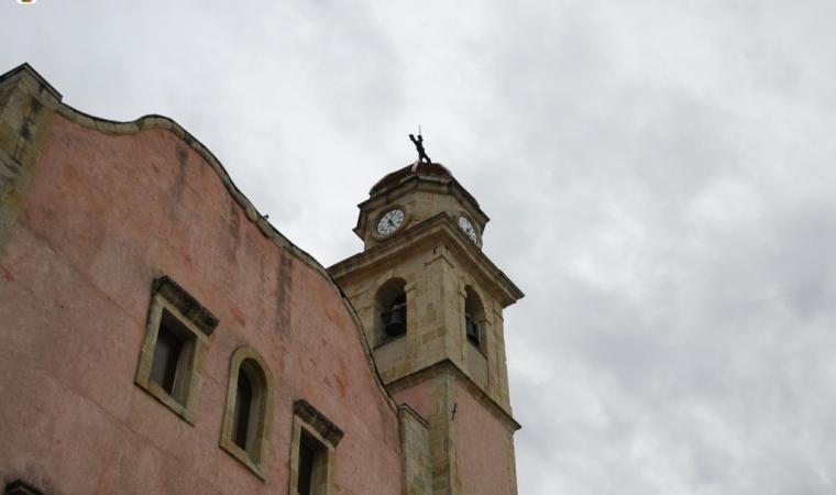Chiesa di santa Maria Maddalena, facciata - Uras