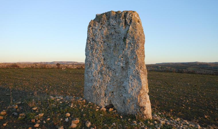Stele di Sa Pedra Longa - Uri