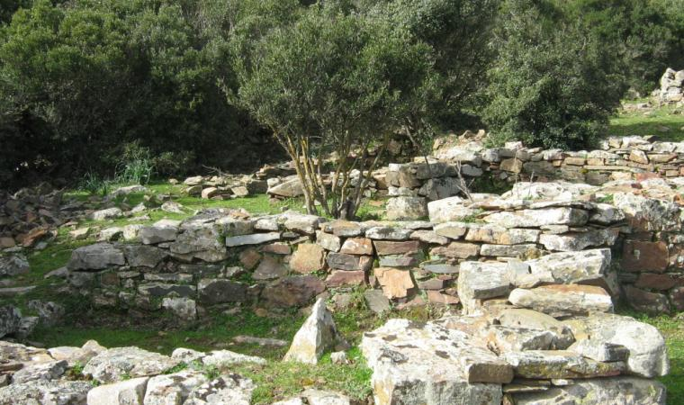 Villaggio romano di Cea - Villasalto