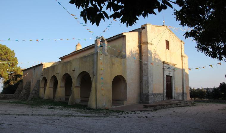 Santuario di nostra Signora di Interriors - Villanova Monteleone