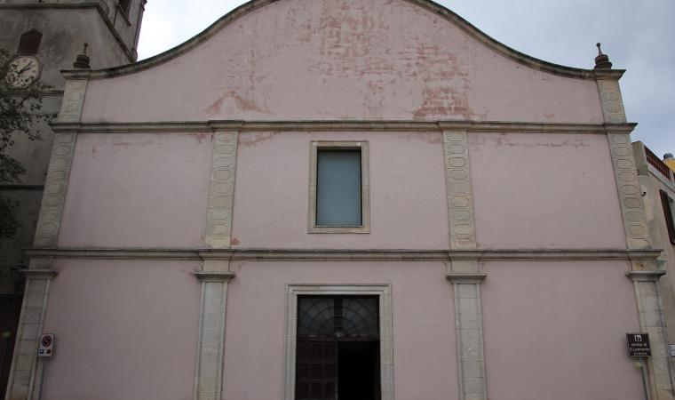 Parrocchiale di san Leonardo da Limoges - Villanova Monteleone