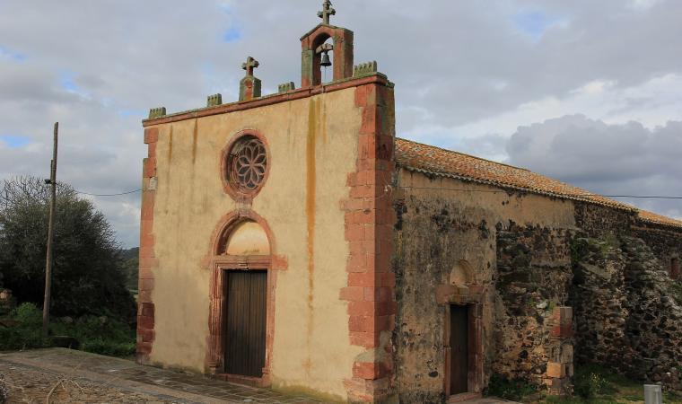 Chiesa di san Gemiliano - Villanova Truschedu