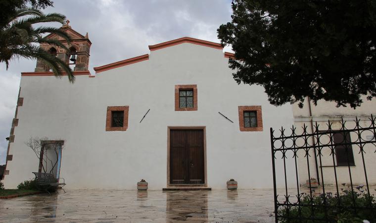 Parrocchiale di sant'Andrea apostolo - Villanova Truschedu