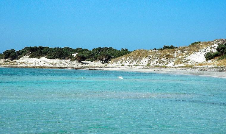Porto Zafferano, spiaggia - Teulada