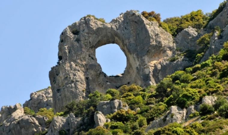 Sa pedra istampada - Galtellì