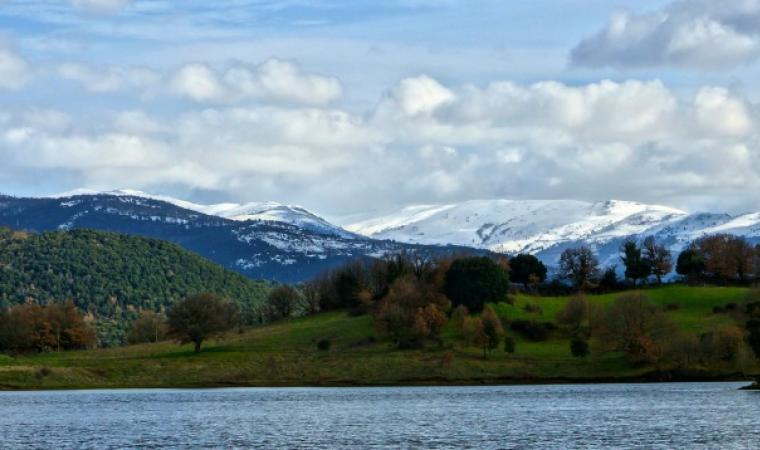 Lago di Gusana - Gennargentu - Barbagia