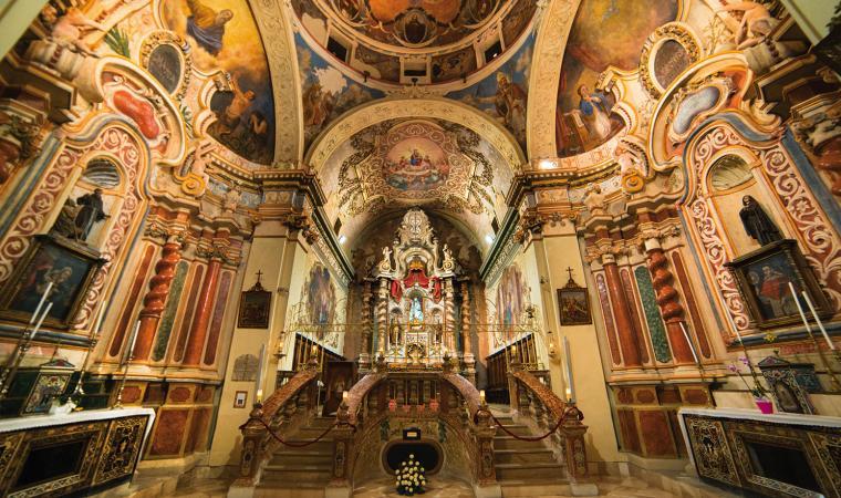 Santuario della Vergine dei martiri - Fonni