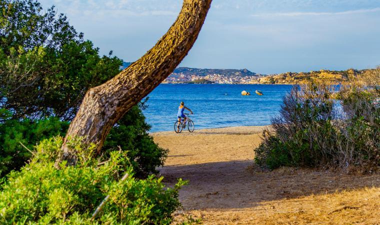 In bici a Palau