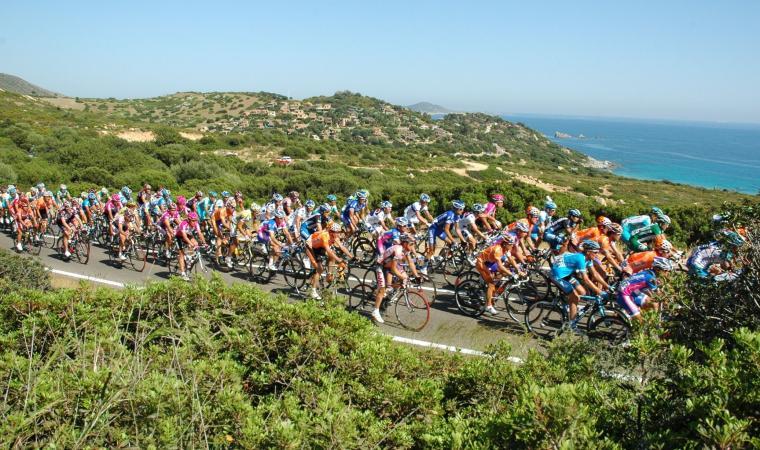 Giro d'Italia in Sardegna