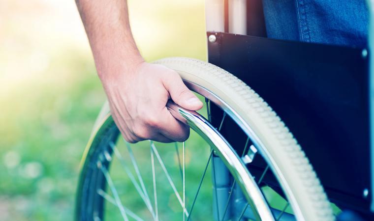 Viaggiatori con disabilità