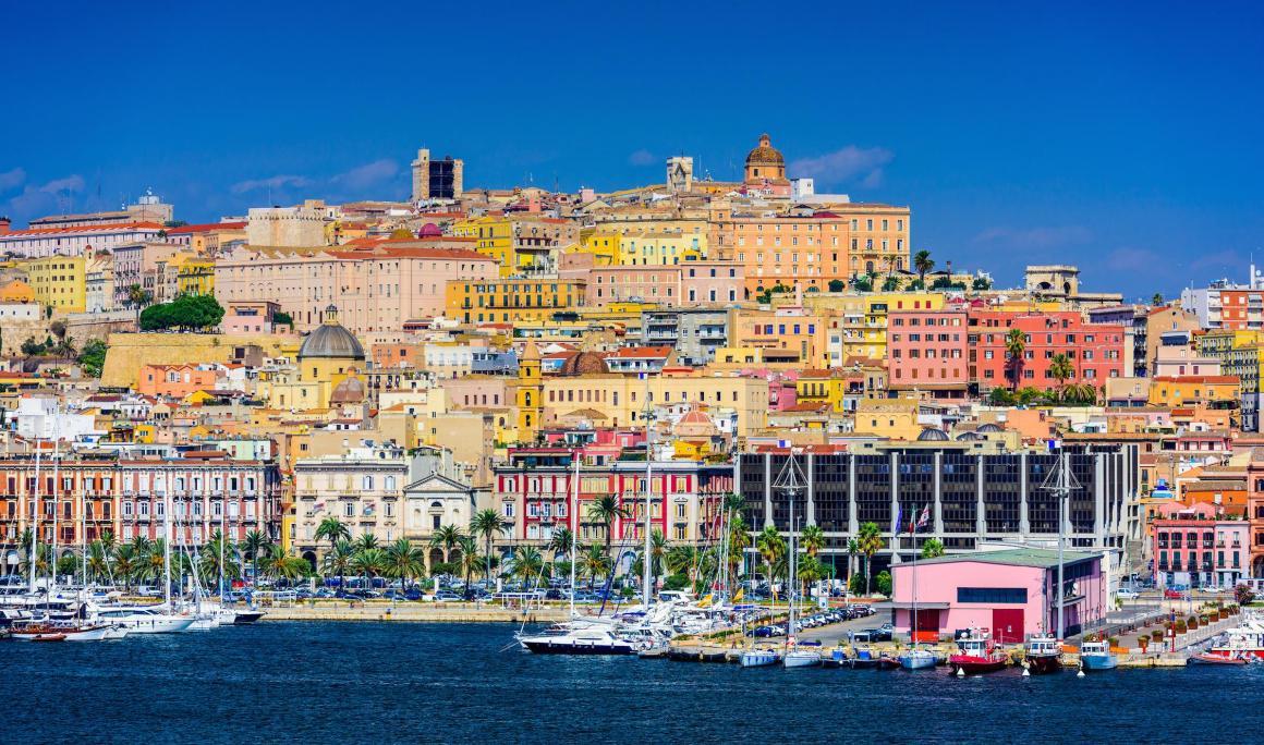 Cagliari nel Sud Sardegna