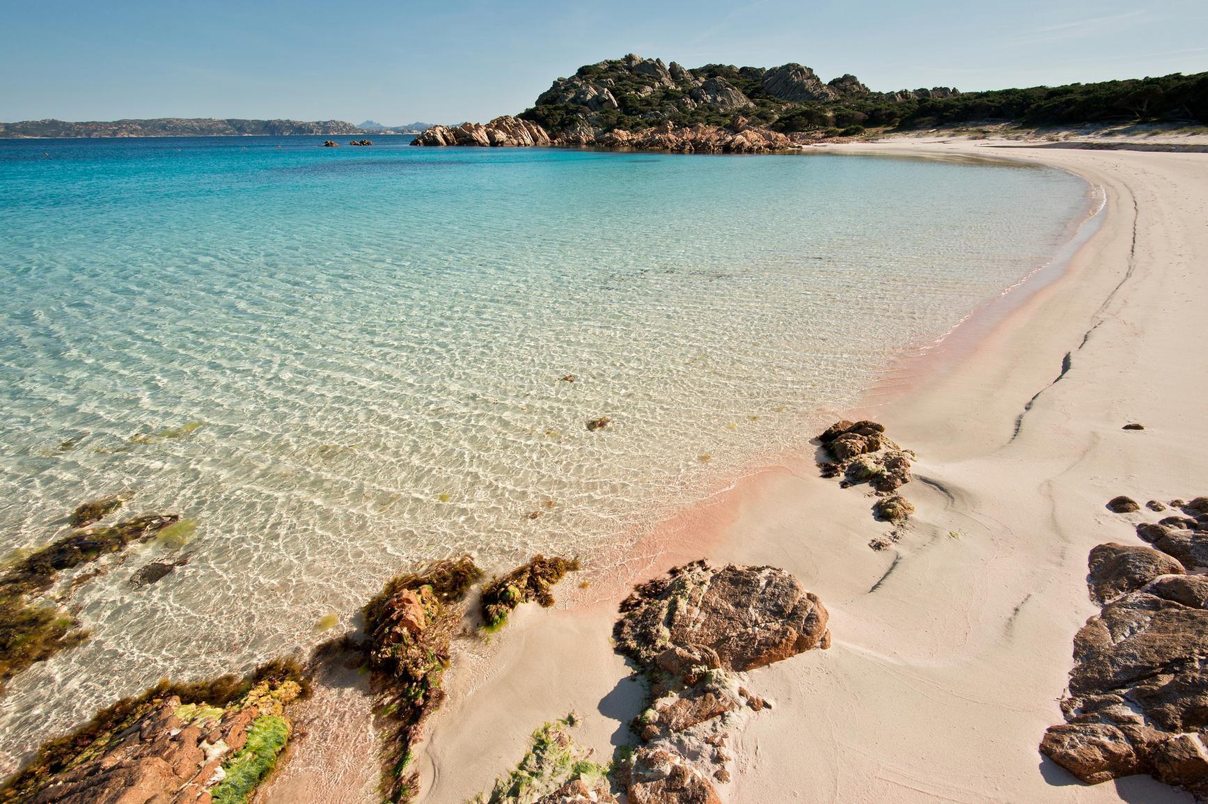 Scenografie naturali di un isola da film sardegnaturismo - Immagini da colorare la spiaggia ...