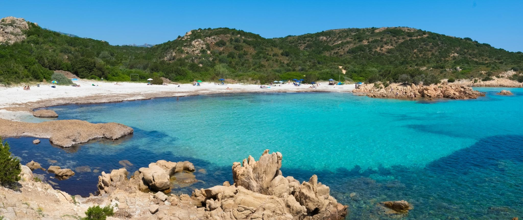 The spiagge del principe prince s beaches for Arredi costa smeralda