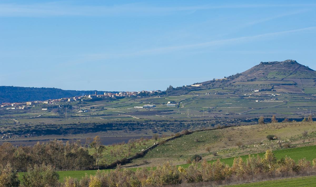 Veduta panoramica - Genoni