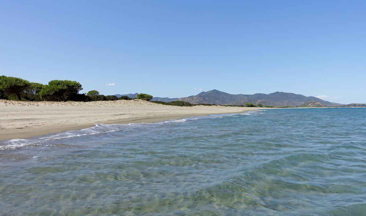 Spiaggia di Feraxi - Muravera