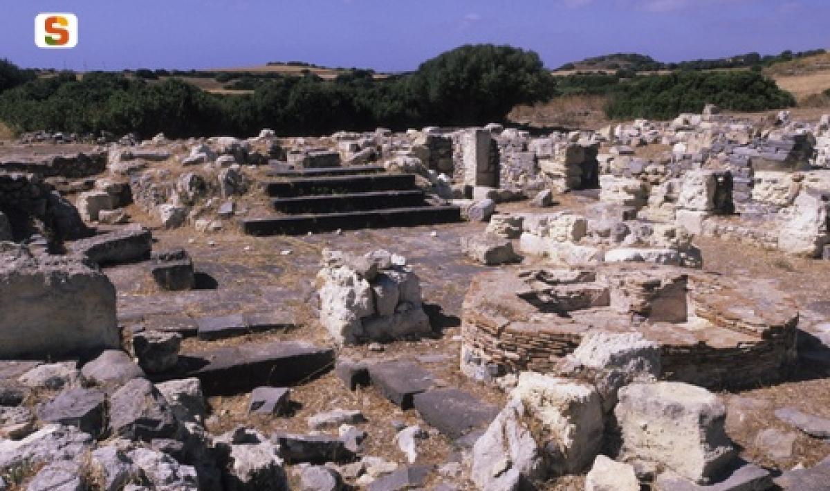 Cuglieri, insediamento romano di Cornus Columbaris
