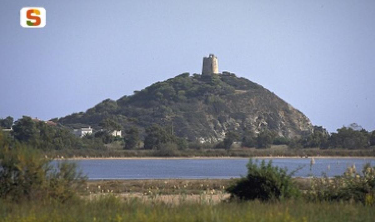 Titolo: Domus de Maria, torre di Chia