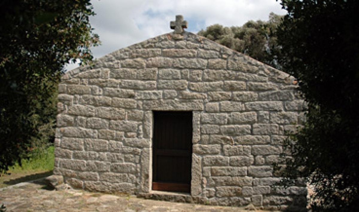 Luogosanto, chiesa di Santo Stefano