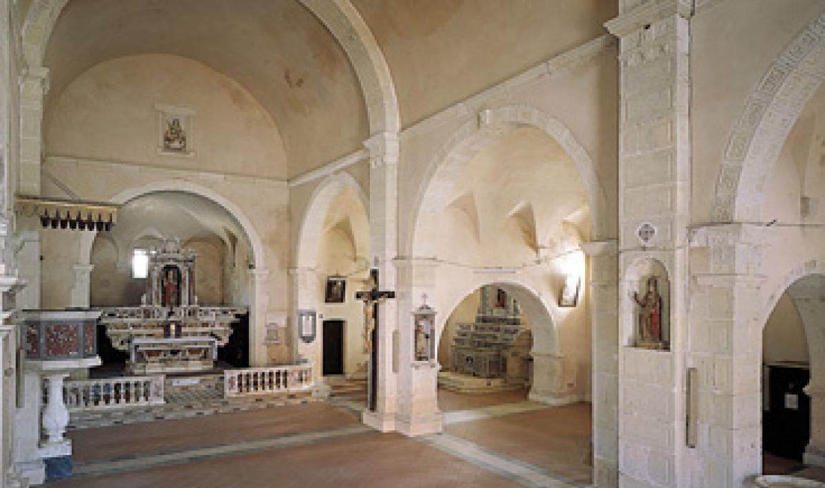 San Vero Milis, chiesa di Santa Sofia