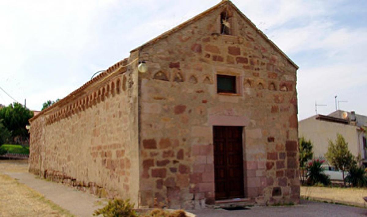 Ozieri, chiesa di San Nicola