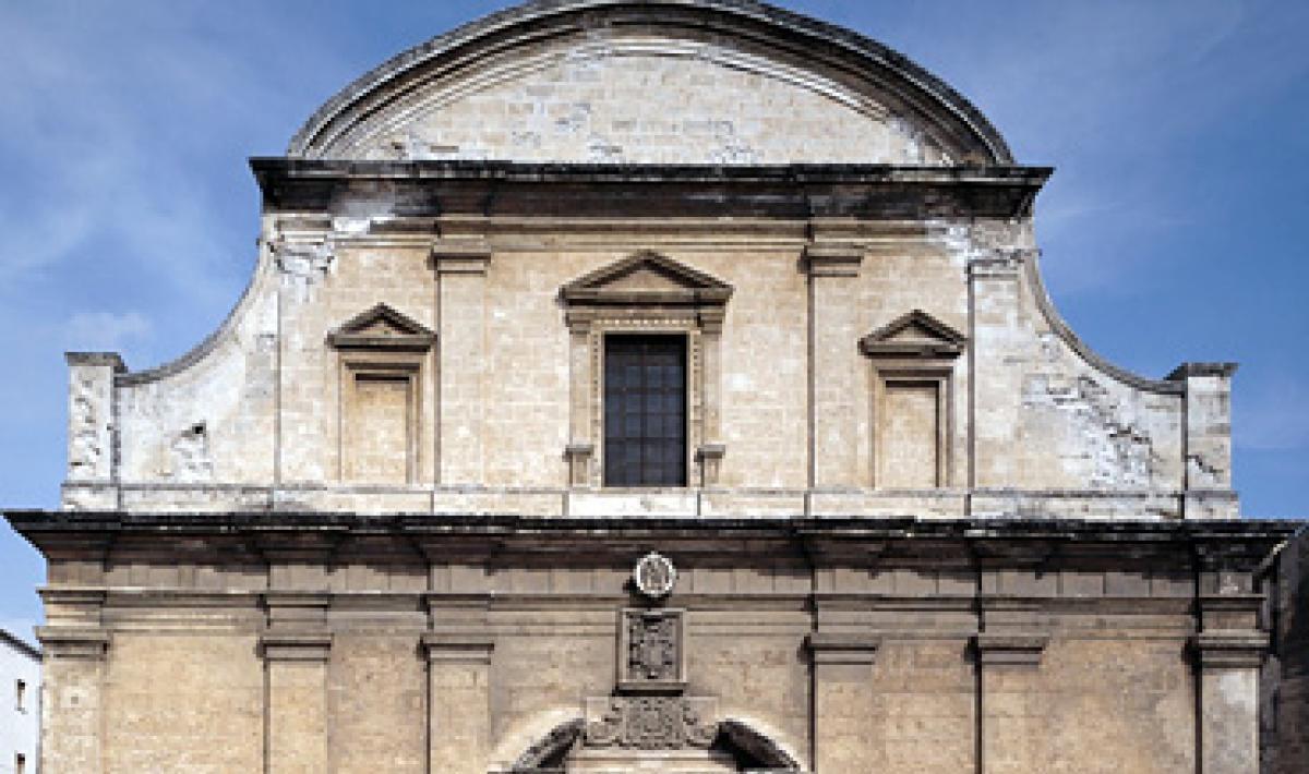 Sassari, chiesa di Sant'Antonio Abate