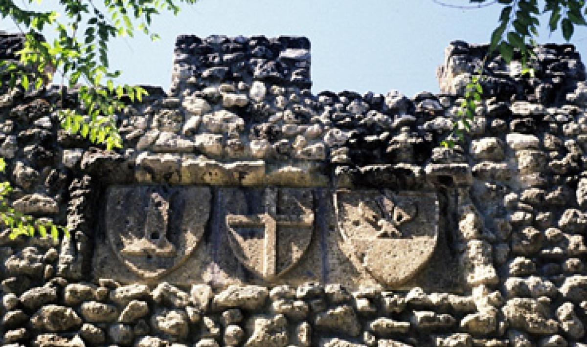 Sassari, mura medievali