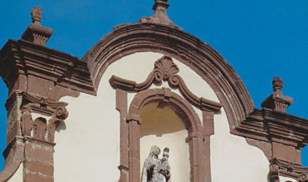 Bosa, chiesa della Madonna del Carmine