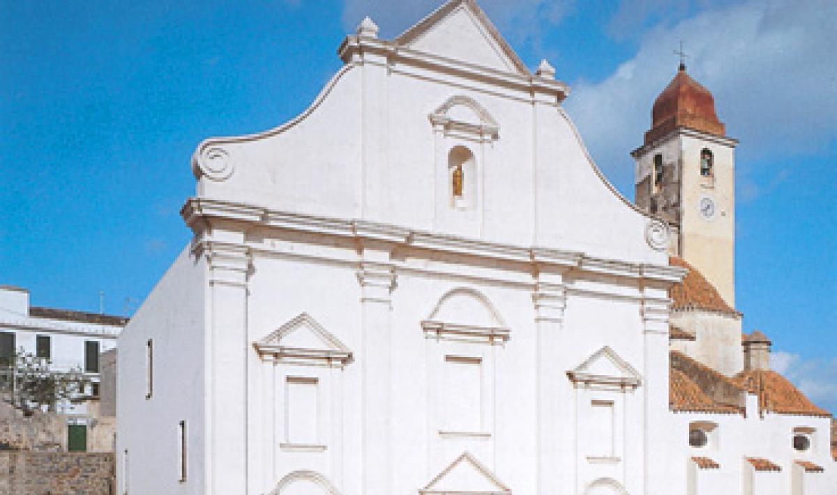 Orosei, chiesa di San Giacomo Maggiore