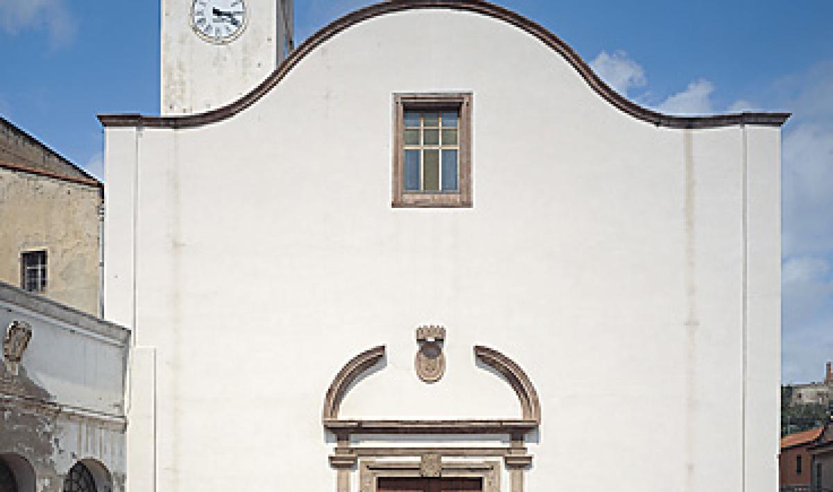 Iglesias, chiesa del Collegio