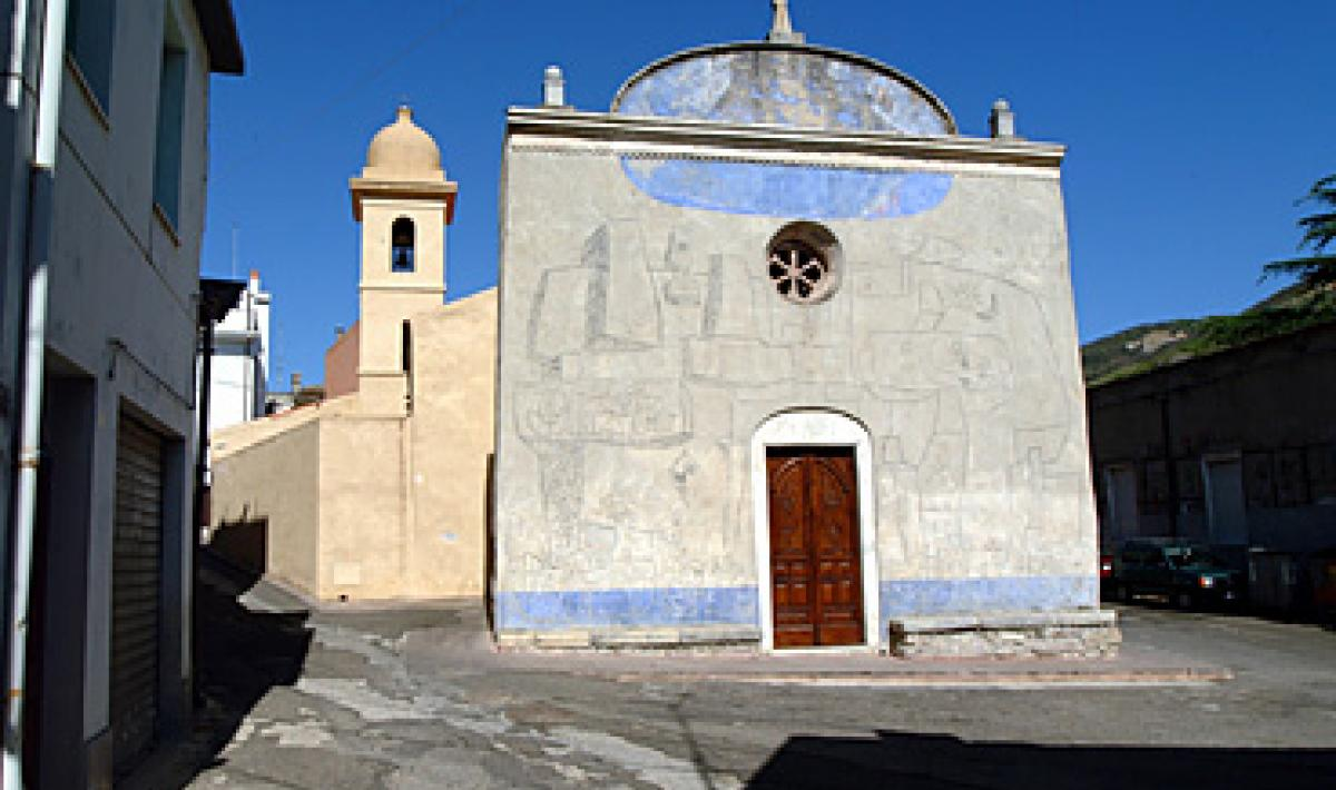 Orani, chiesa di Nostra Signora d'Itria