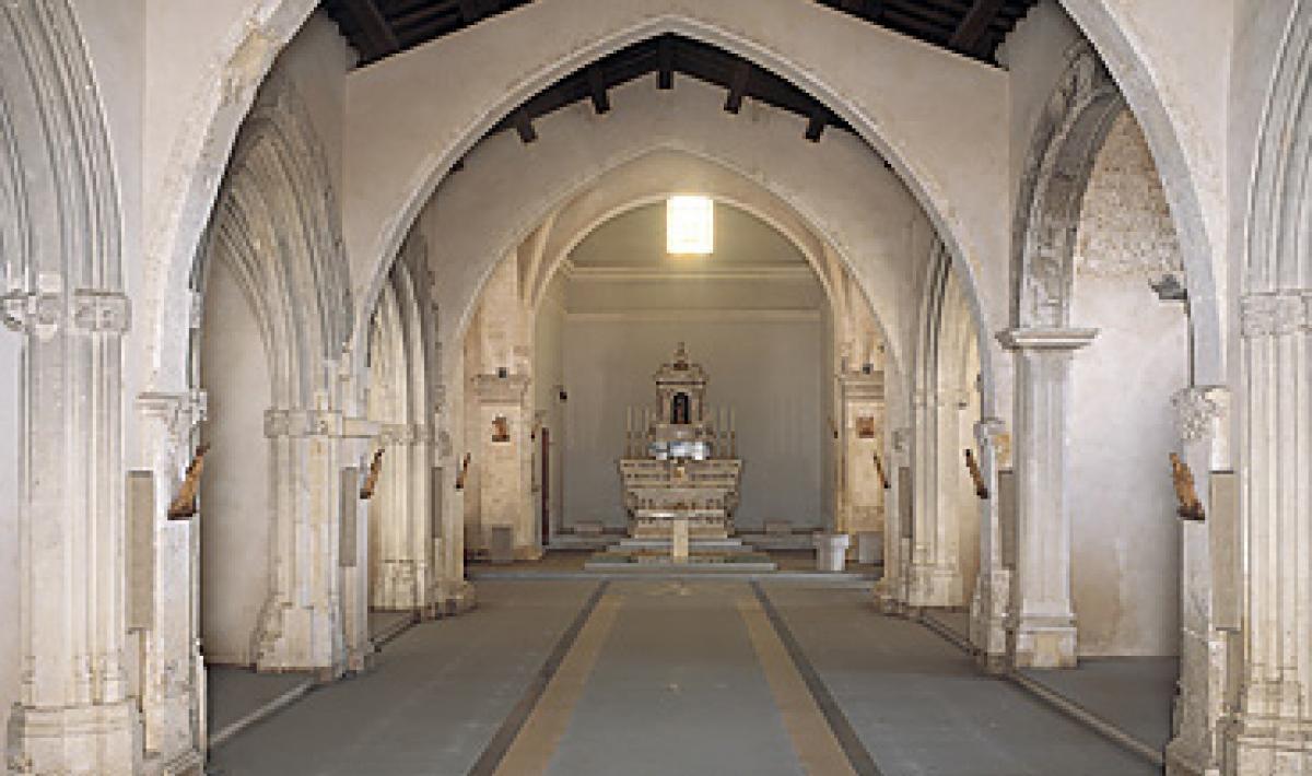 Assemini, chiesa di San Pietro