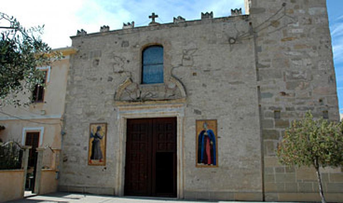 San Sperate, chiesa di San Sperate