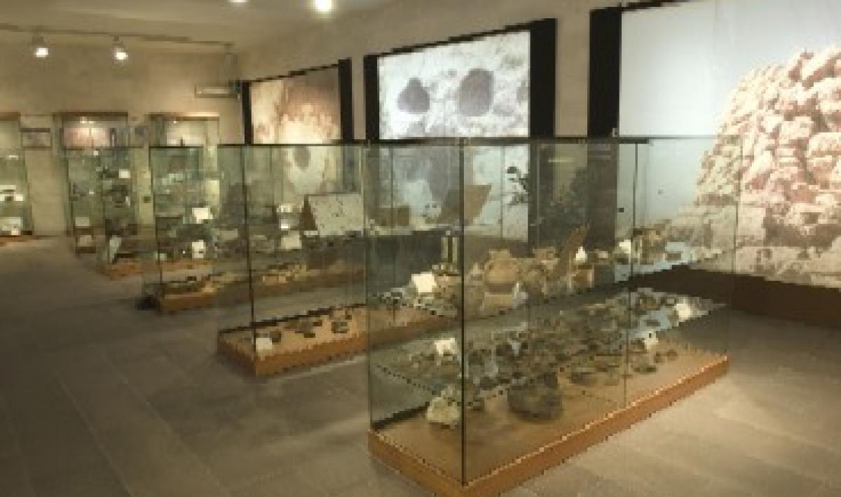 Irgoli, Antiquarium Comunale
