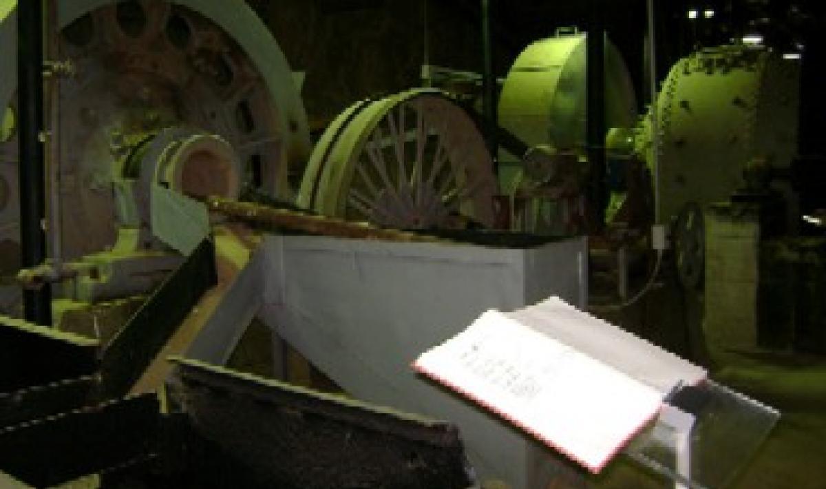 Narcao, Museo – Villaggio minerario di Rosas